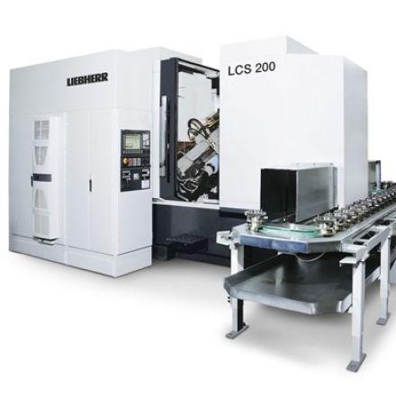 LIEBHERR - LCS 200